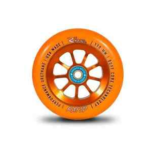 River Wheel Co | Sunset Rapids |110mm | Scooter Wheels | Orange