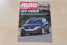 77397) VW Passat Variant 1.8 TSI - Sonderdruck Autozeitung 08/2009