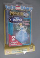 Cinderella Storybook Walt Disney's Telestory Cartridge 2 Complete Stories age 3+