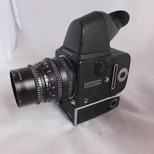 Hasselblad 500ELX Hassey NC-2 Viewer150ct* A-24 120/220 EXCELLENT+ Extras SALE