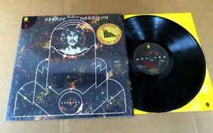 Orig George Harrison Best Of Vinyl LP In Shink Near Mint