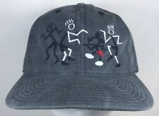 Vintage Disney Goofy Animation Nation Mickey Dancing African Dance Art Cap Hat