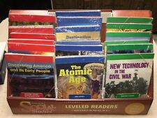 Harcourt Social Studies Leveled Reader Collection-6 Pack-Grade 5-United States