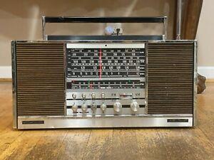 Grundig Stereo Concert Boy Transistor Radio 4000 Vintage - Please Read For Parts
