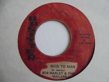 "WAILERS Man to Man UPSETTER Lee Perry + Roots Reggae 7"" HEAR"