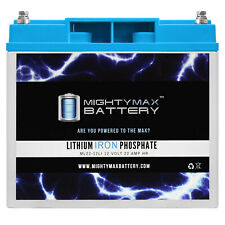 Mighty Max 12V 22AH Lithium Replacement Battery for Jump N Carry JNC660
