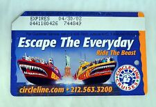 MTA New York City Subway MetroCard Escape The Everyday Ride the Beast Collection