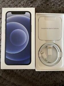 Apple iPhone 12 mini - 256GB - Black (Unlocked)