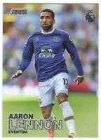 2016-17 Topps Stadium Club Premier League Logo Foil #46 Aaron Lennon