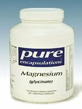 Pure Encapsulations - Magnesium glycinate 120mg 360vcaps MG3 NNE Exp.8.18+ SD2