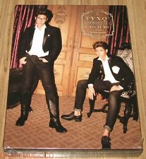 TVXQ! THE 4th WORLD TOUR Catch Me In Seoul DVD + PHOTOCARD WITH FOLDED POSTER