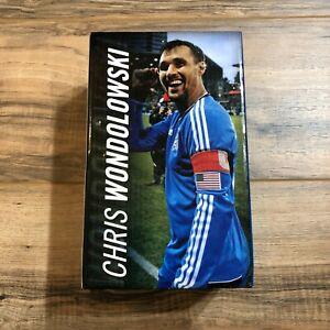 Chris Wondolowski MLS Fan Apparel & Souvenirs for sale   eBay