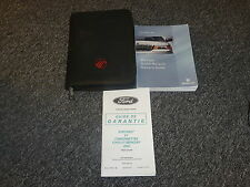 2002  Mercury Grand Marquis Owner Owner's Operator User Manual GS LS LSE 4.6L V8