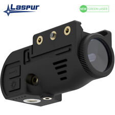 Laspur Compact Green Laser Sight  Light , Magnetic Touch Rechargeable battery