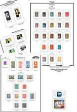 Print your own Portugal Stamp Album, fully illustrated and annotated