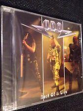 U.D.O. - Best Of & Live NEW STILL SEALED Accept AC/DC Judas Priest Krokus Kiss