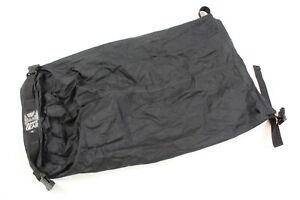 Granite Gear XL Compression Sleeping Bag Stuff Sack Black Tent