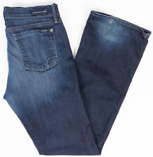 Fidelity Lily Bootcut High Rise Womens Jeans Dark Wash Size 32/35