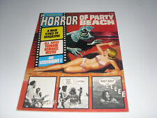 Famous Films (Horror of Party Beach) : Vg+