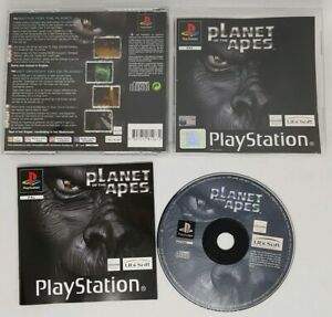 Planet of the Apes, ps1 pal GREAT CONDITION
