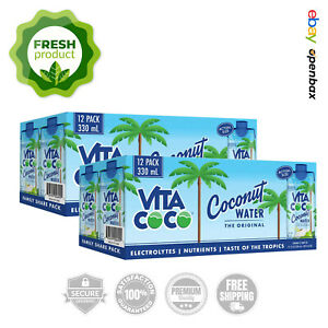 Vita Coco Coconut Water (11.1oz / 12pk) (2pk)