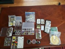 New listing vintage fishing flies lot with extras
