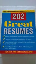 Libro curriculum in inglese - 202 great resumes