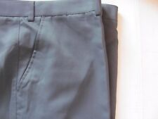 NWT - OOBE Men's Pants Color: Charcoal - Flat Front  Size: 48 x 30