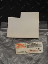 NOS YAMAHA 8CW-2199H-00-00 ELECTRICAL HEAT SHIELD MM600 MM700 VT500 VX600 VX700