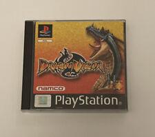 Dragon Valor ps1 Playstation 1 PAL Game komplett Namco SELTEN RPG Action