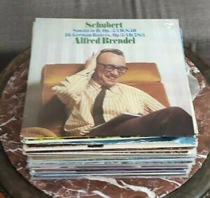 41 LPs Classicalmusic Klassik vinyl