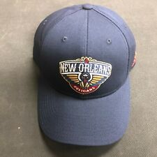Adidas NBA Blue New Orleans Pelicans Hat Cap One Size Fits All Trucker/Dad Hat