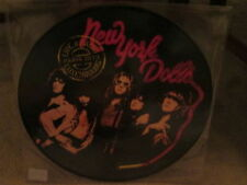 Picture Disc 33RPM Speed Glam Rock LP Records