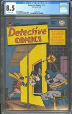 Detective Comics 117 / CGC Blue Universal 8.5 /