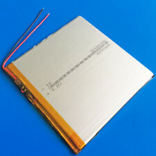 6000mAh 3.7v li po Rechargeable battery for Power Bank Tablet PC Laptop 32100100