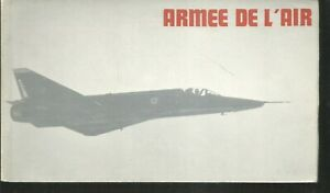 Livret de présentation Armée de l'air.  CV20B