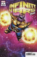Infinity Wars Prime #1 George Perez Variant Marvel Comic 1st Print 2018 NM