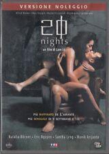 20 NIGHTS (2004) DVD - EX NOLEGGIO