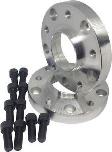 Wheel adapters 20mm Mercedes w124 w202 w203 fit 5x120 BMW wheels M12x1.5 bolts