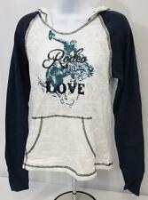Ariat Women's Rodeo Love Hoodie.  Ladies size 2XL