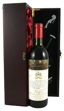 1971 Chateau Mouton Rothschild Vintage Red Wine Pauillac in gift box
