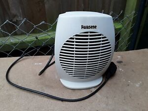 Electric Fan 🔥Heater and ❄️Cooler Portable Home Air Blower and Room Warmer UK