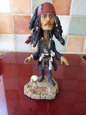 Pirati DEI CARAIBI Bobble Head Capitan Jack Sparrow