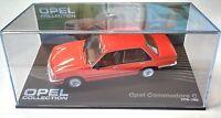 OPEL COMMODORE C 1978-1982 - VOITURE MINIATURE COLLECTION - IXO 1/43 CAR AUTO 49
