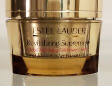 Estee Lauder Revitalizing Supreme + Global Anti Aging Creme 1.0oz New