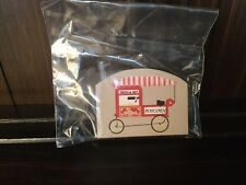 """Cats Meow '91 Accessories Collection, """"Popcorn Wagon�, Retired 12/31/96 Mip"""