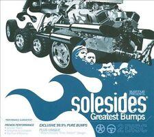Solesides Greatest Bumps 2x CD SEALED DJ SHADOW BLACKALICIOUS LTRYX LYRICS BORN
