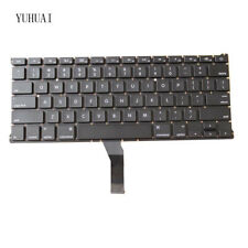 "For Macbook Air 13"" A1466 A1369 US keyboard MD231 MD232 MC503 MC504 2011-2015"
