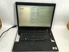 """Dell Latitude E6500 Intel Core 2 Duo T9400 2.53 GHz 4 GB Ram 15.4"""" Boots- FT"""