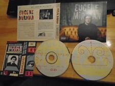 PROMO Eugene Mirman CD DVD En Garde, Society! BOB'S BURGERS Flight Of Conchords